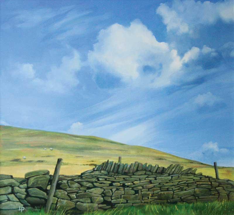 english countryside landscape old - photo #37